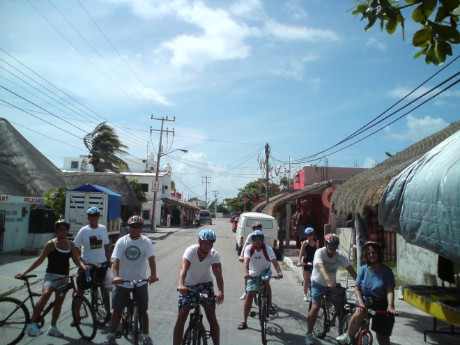 DRERC BIKE TOUR