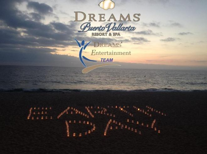Happy Earth Day from Dreams Puerto Vallarta