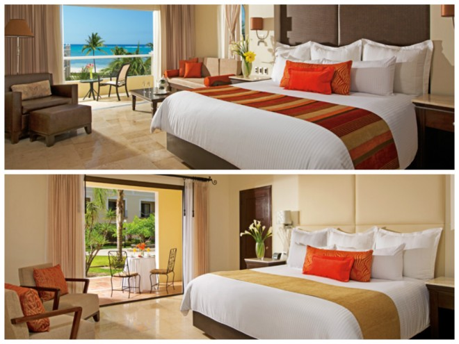 Redesigned Junior Suite Ocean view & Deluxe Garden view rooms!