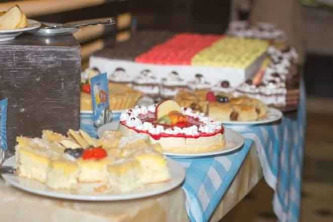 German sweets and treats abound at Dreams Puerto Aventuras Resort & Spa!