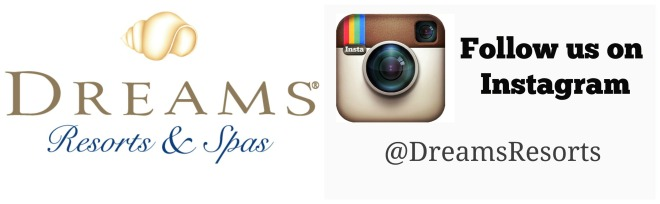 Follow @DreamsResorts on Instagram!