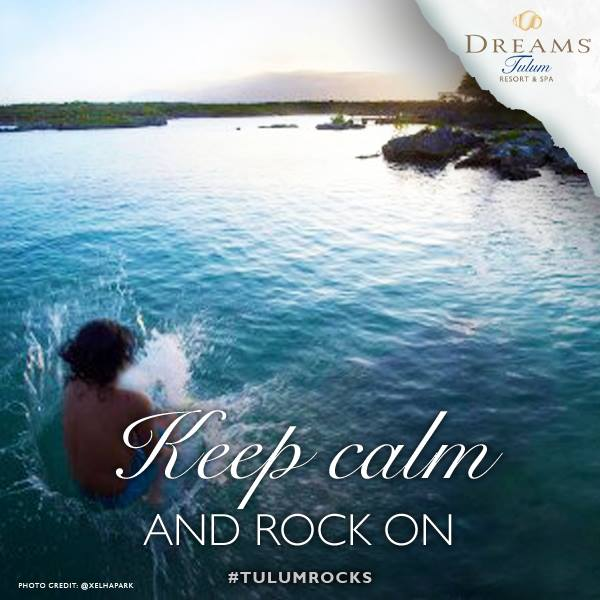 #TulumRocks! Check out Dreams Tulum Resort & Spa for the ultimate adventure!