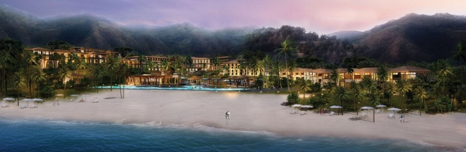 Dreams Las Mareas Costa Rica will open November 1, 2014.