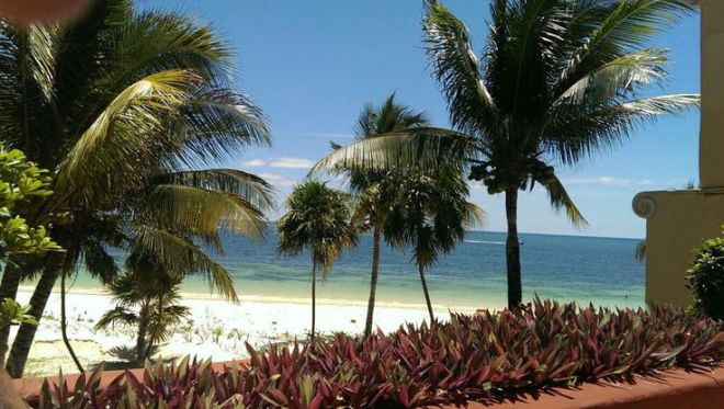 Thanks to Jason D. for this incredible photo of Zoetry Paraiso de la Bonita!