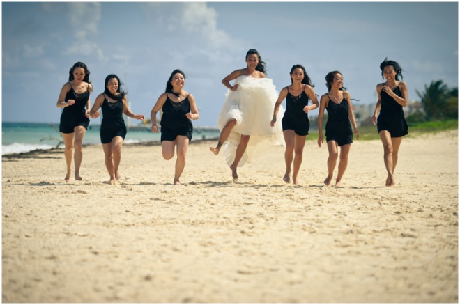 Let your personality shine with a stress-free wedding at Dreams Riviera Cancun Resort & Spa!