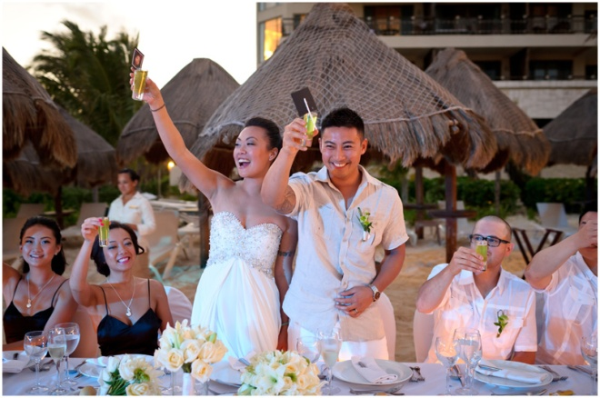 Getting the party started at Dreams Riviera Cancun Resort & Spa! Photo credit: jt images