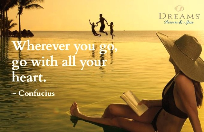 Reconnect with the ones you love with a vacation to Dreams Resorts & Spas.