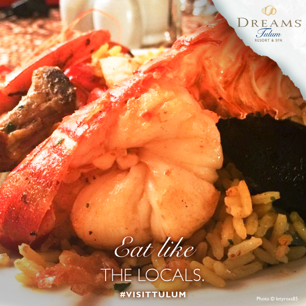 Embark on a culinary adventure at Dreams Tulum Resort & Spa!