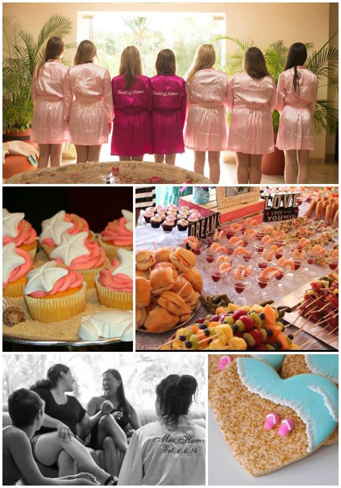 Sweets And Treats Bachelorette Party At Secrets Capri Tan Lines The Official Blog Of Secrets Resorts Amp Spas
