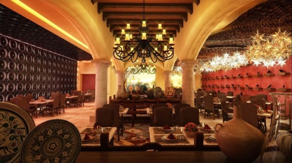 El Patio serves up authentic Mexican cuisine at Dreams Las Mareas Costa Rica.