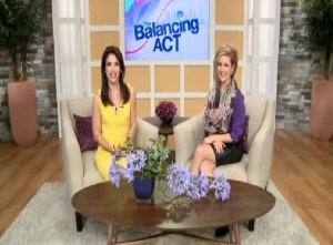 """The Balancing Act"" host Olga Villaverde and AMResorts Lauren Tosti discuss finding the perfect family getaway!"