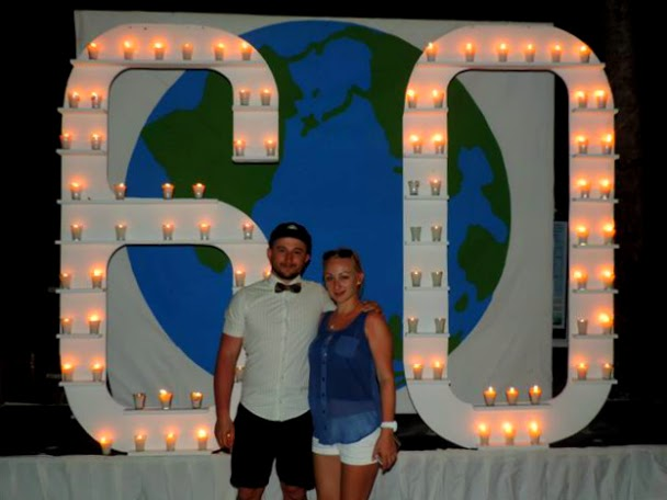 Earth Hour Dreams La Romana