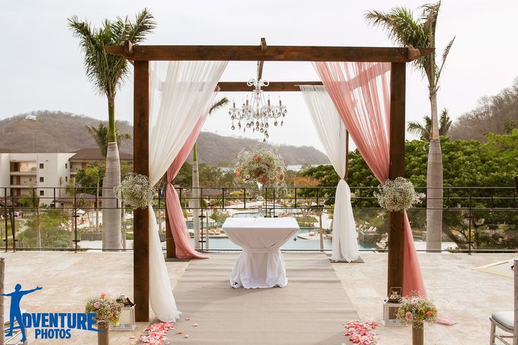 Wedding Ceremony At Dreams Las Mareas