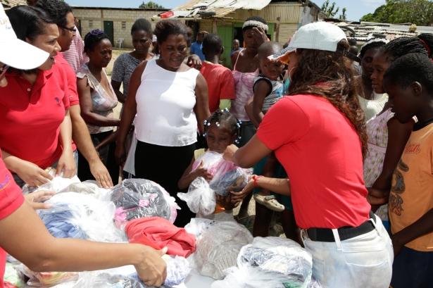 Dreams Punta Cana Gives Back to local community