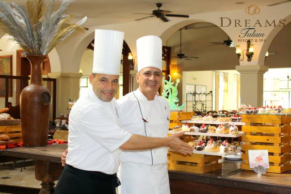 DREAMS exec chef felipe and chef luis