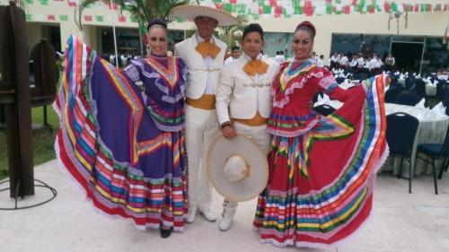 Dreams Huatulco_mexican independence day 2015 (10)
