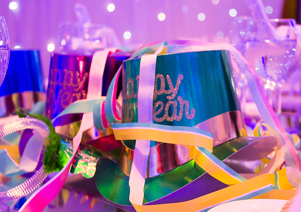 Don't miss the party at Dreams Riviera Cancun to ring in 2016.