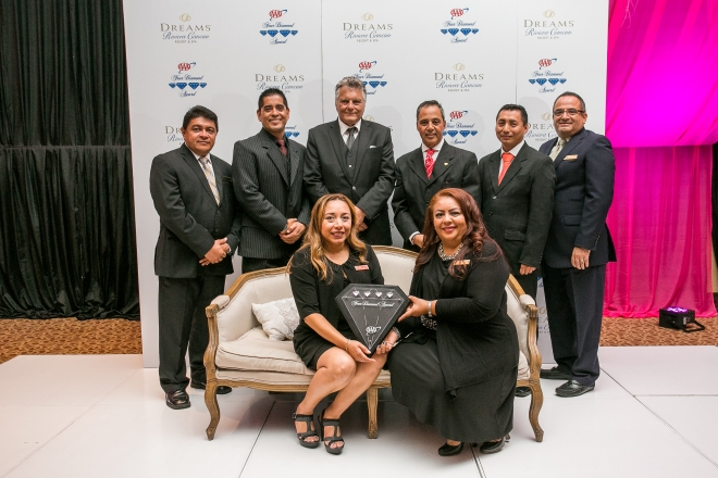Dreams Riviera Cancun_AAA Four diamond award_2015 (59)