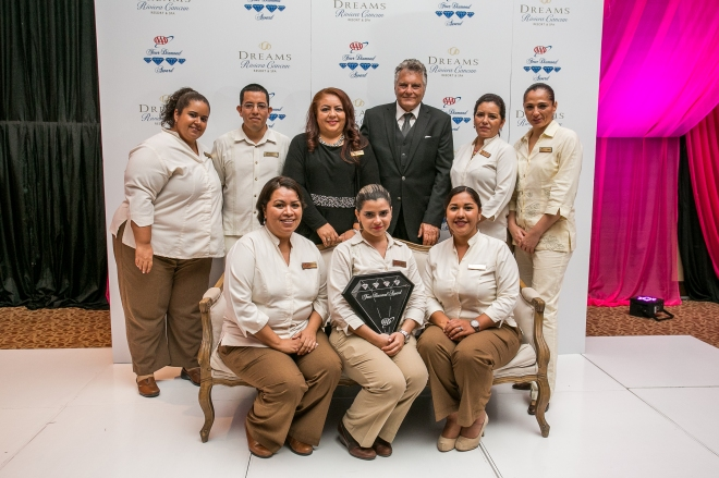 Dreams Riviera Cancun_AAA Four diamond award_2015 (60)