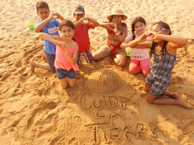 Dreams Huatulco_Earth day 2016 (3)