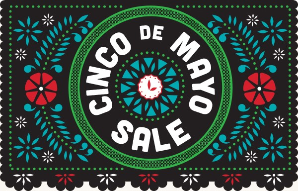 cinco de mayo sale