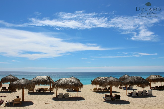 Dreams Los Cabos Resort_Beach Thursday