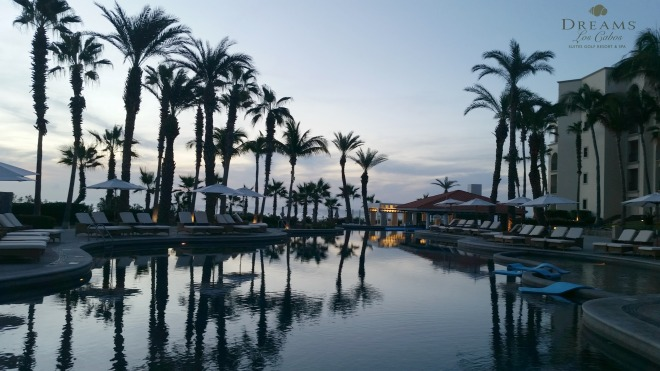 Dreams Los Cabos Resort_Tranquility Pool_3