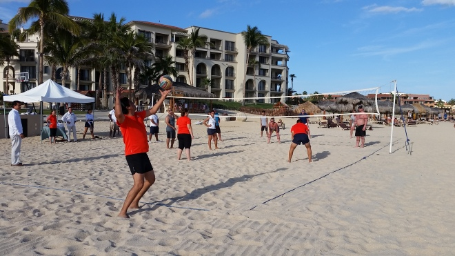 Beach Volleyball-Dreams-Los Cabos
